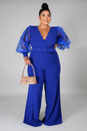What A Woman Wants Jumpsuit
