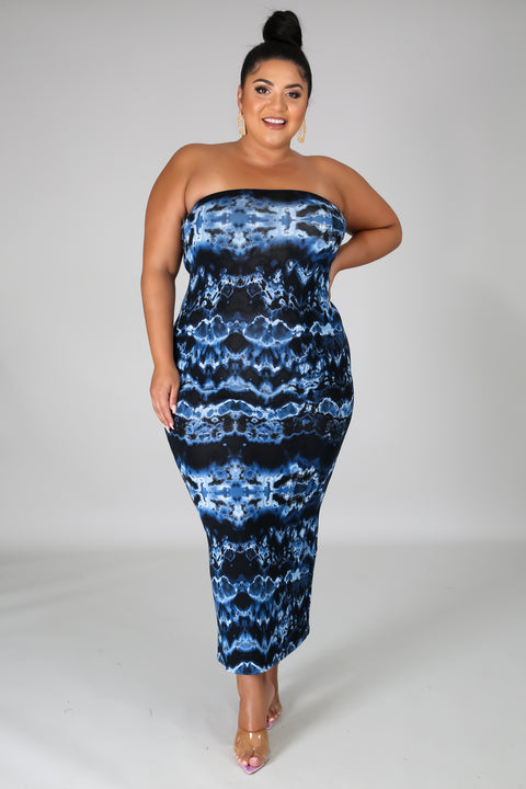 Beauty Lies Within Me Dress-CM