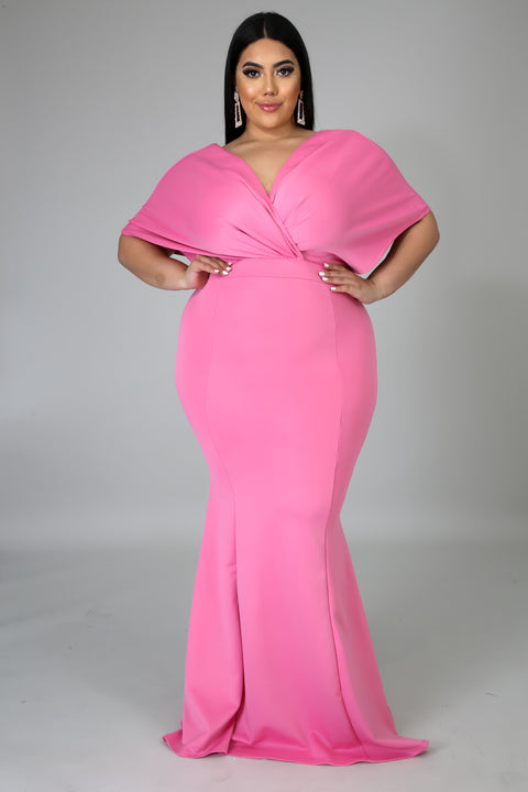 My Glam Evening Dress (C)