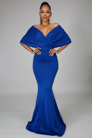 My Glam Evening Dress