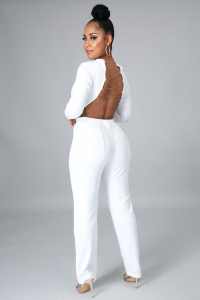 Unapologetic Pant Set