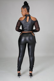 Hott Temptation Pants Set