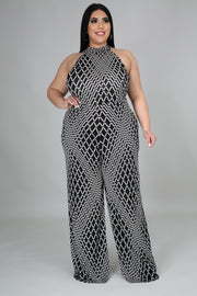 Fierce & Confident Jumpsuit-CM