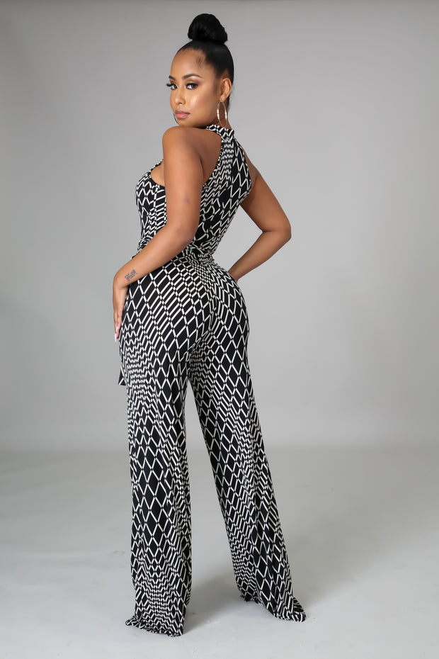 Fierce & Confident Jumpsuit