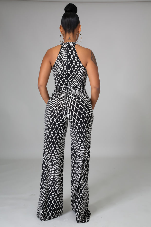 Fierce & Powerful Jumpsuit