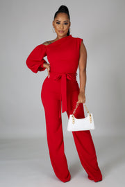 Naturally Too Blessed Jumpsuit