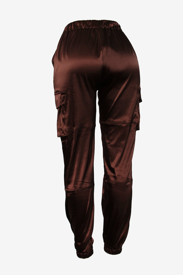 All I Ever Wanted Ruched Pants