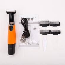 Load image into Gallery viewer, Kemei Single Blade Electric Shaver