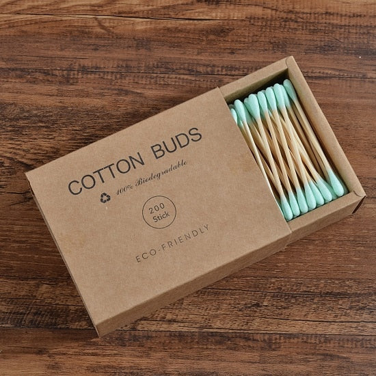 Plastic-Free Cotton Buds