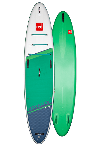 Red Paddle Co 12'6 Voyager Package