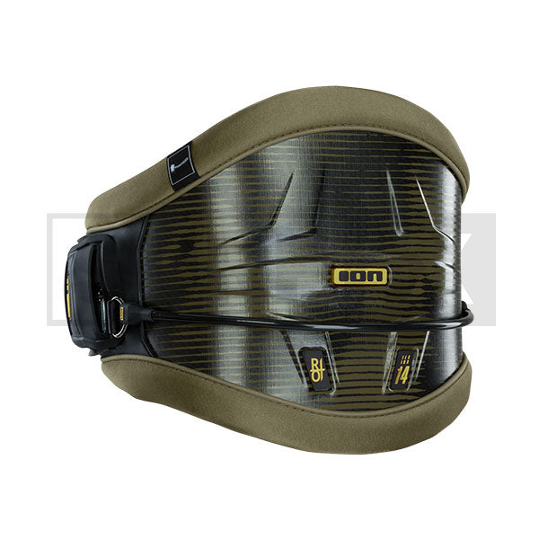 2020 Ion Riot Curv 14 Waist Harness - SurfFX