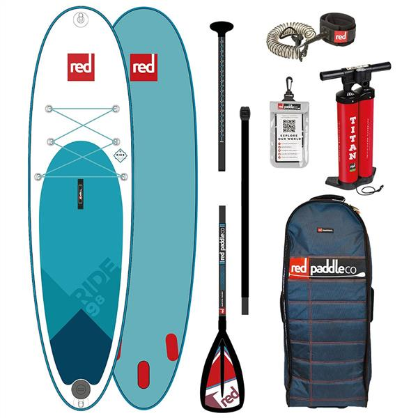 Red Paddle Co 9'8 Ride Package