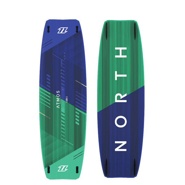 2021 North Atmos Hybrid TT Board Surf FX