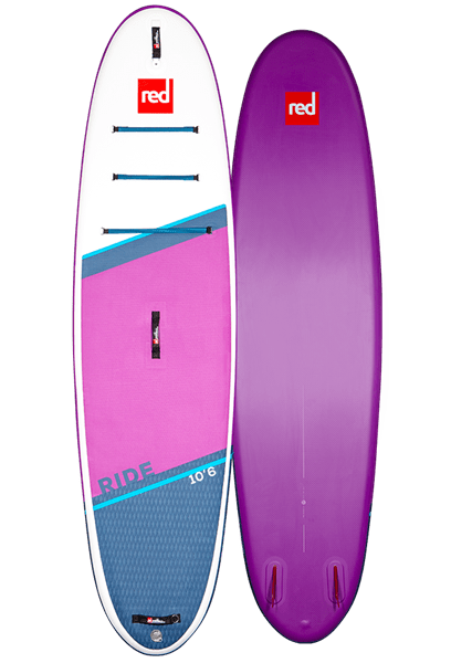 Red Paddle Co 10'6 SE Ride Package