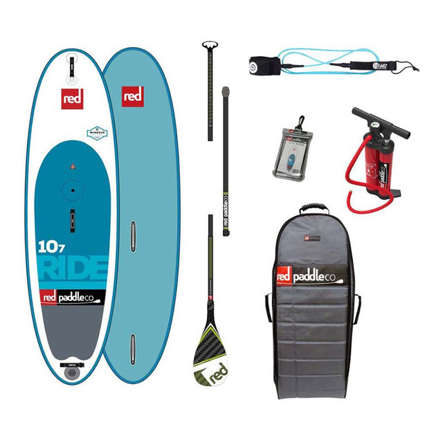 Red Paddle Co 10'7 WindSUP Package