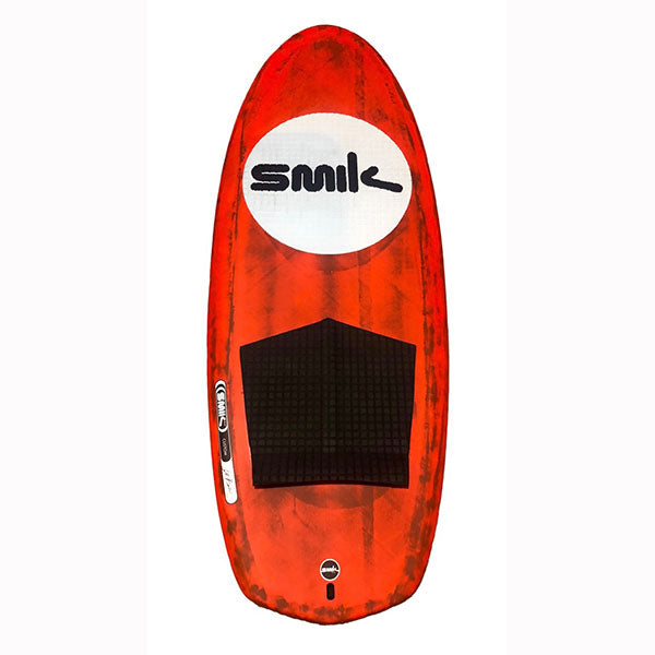Smik Lay Down Sally PVC Carbon - SurfFX