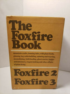The Foxfire Book Box Set