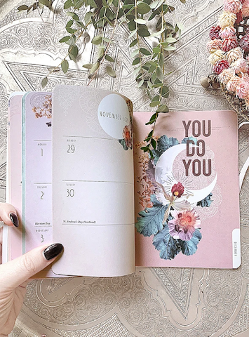 new years resolution planner