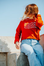 Load image into Gallery viewer, More Self Love, Baby Cropped Crewneck