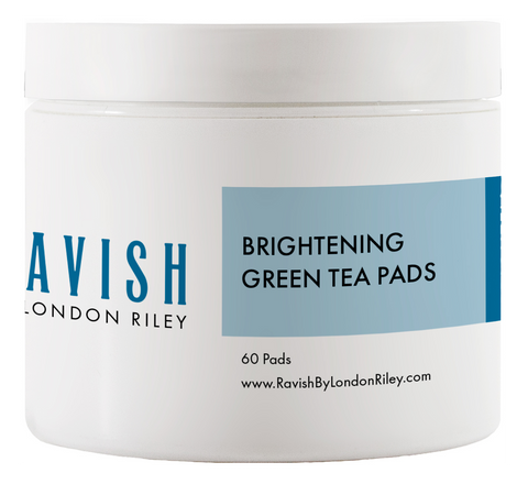 Brightening Green Tea Pads