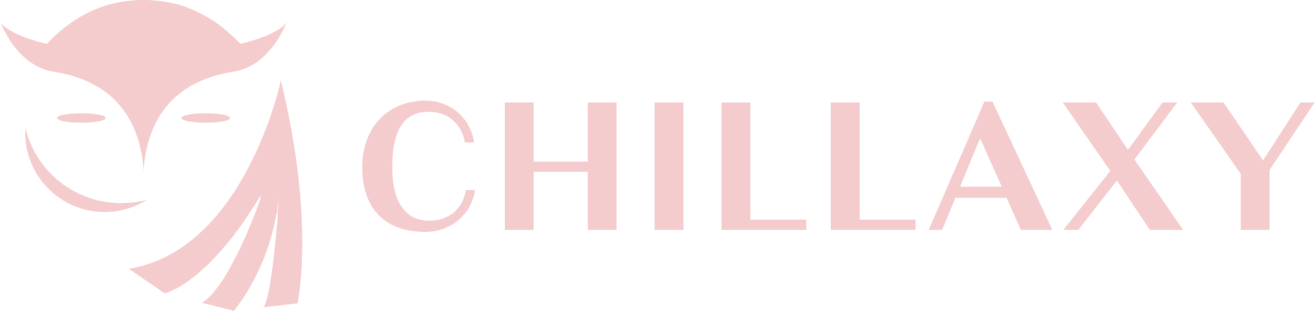 チラクシー - CHILLAXY - logo - 1909x452