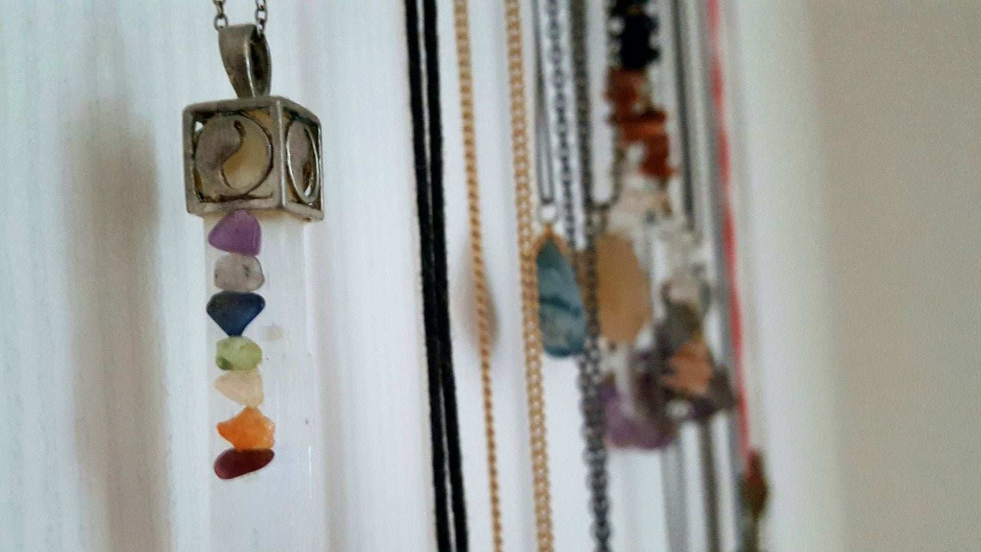 Chakra Necklaces and the benefits associated with them