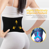 Waist Trainer - Fat Burner, Ab Toner, & Body Sculptor