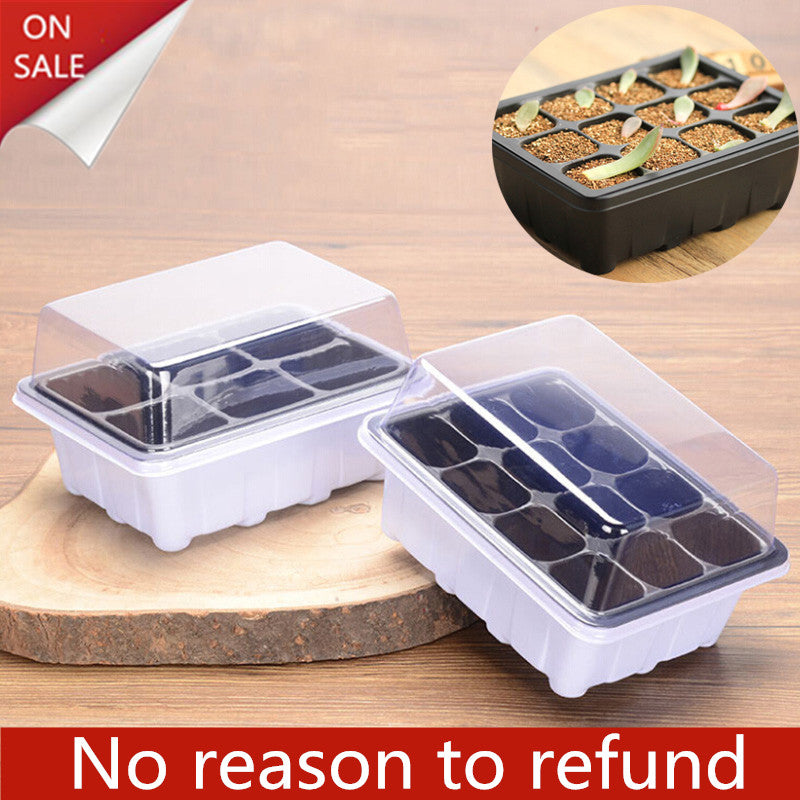 Plant Seedling Nursery Germination Pots