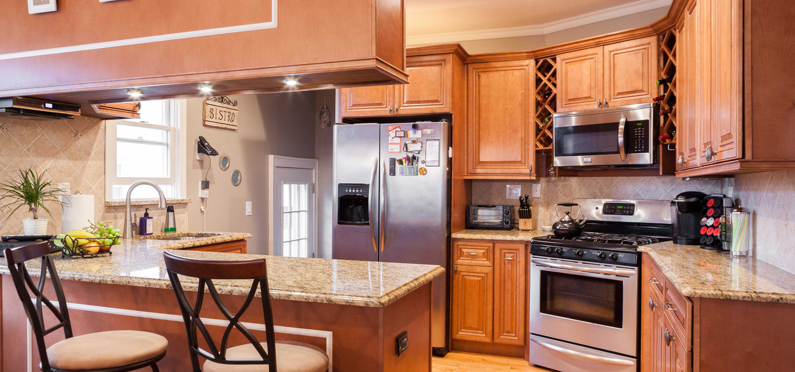 WHY J&K CABINETRY? | Finest Furniture Finishes and Features