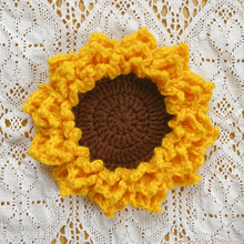 Load image into Gallery viewer, Sunflower Coaster