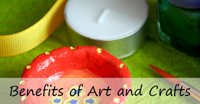 Benefits of Art and Crafts for Children
