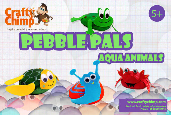Pebble Pals - Aqua Animals