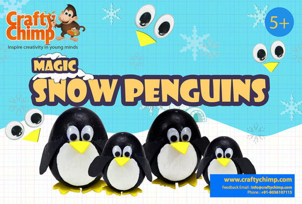 Magic Snow Penguins