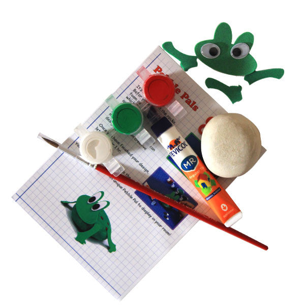 Pebble Pals Kit - Frog