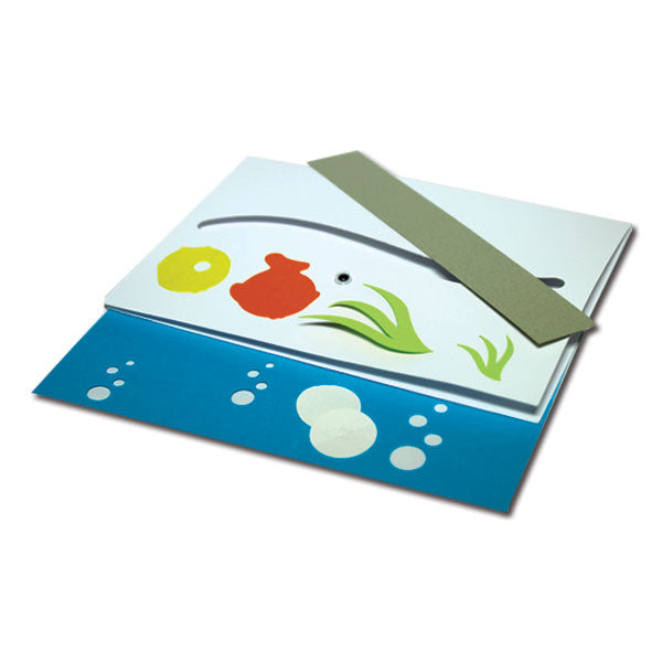 Fun Fish - Motion Card