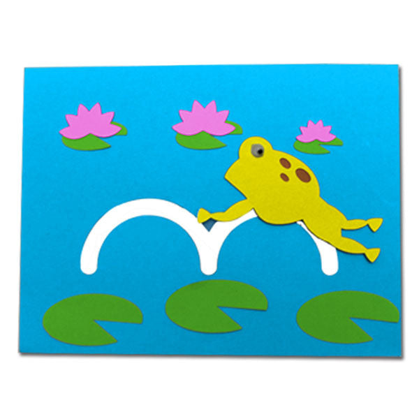 Hoppity Hop - Motion Card