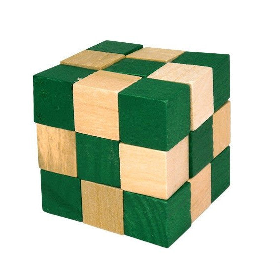 Snake Cube puzzle (Small)