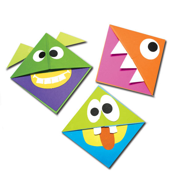 Cute Monster Craft Ideas