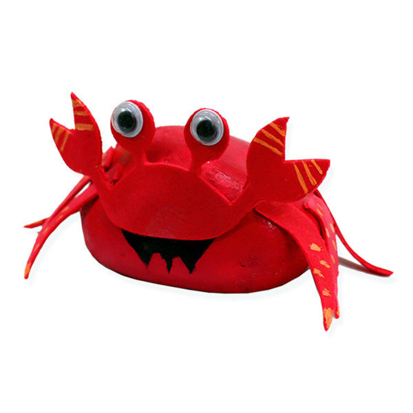 Pebble Pals Kit - Crab