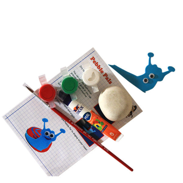 Pebble Pals Kit - Snail