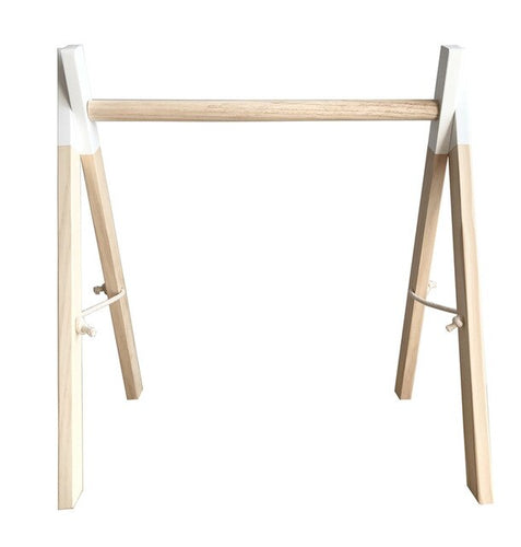 Nordic Baby Activity Wooden Gym - ELAN KIDS BOUTIQUE