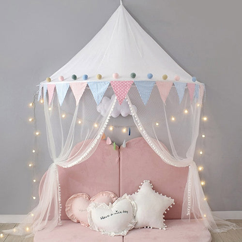 Nordic Cotton Canopy - ELAN KIDS BOUTIQUE