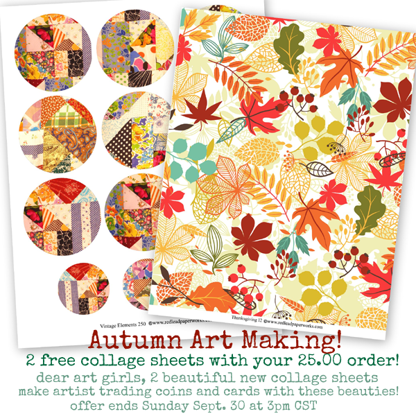 Autumn Art Making