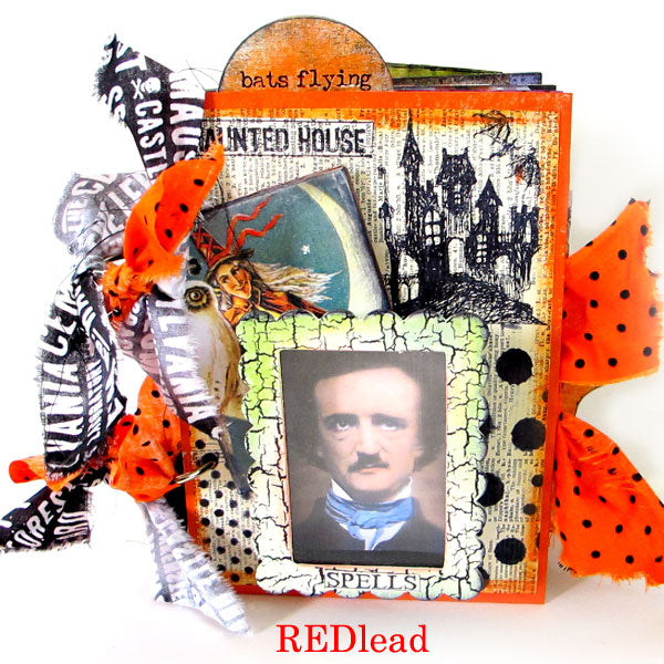 Haunted Halloween Book Kit!