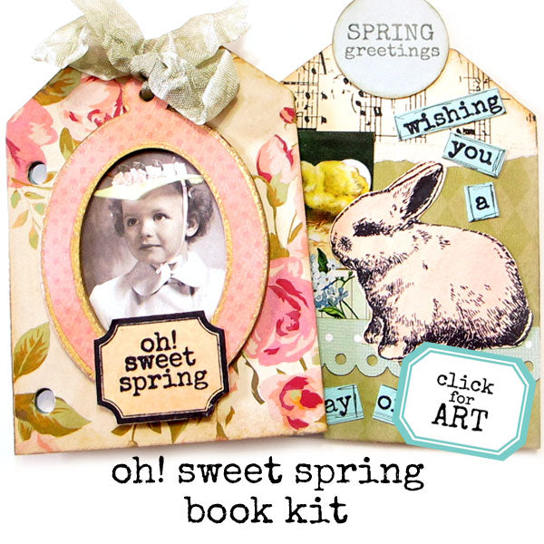 Oh! Sweet Spring Book Kit