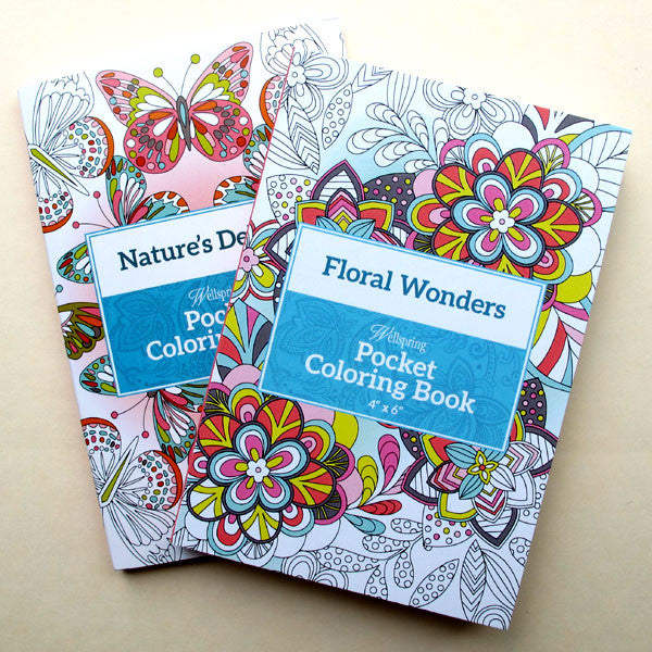 New Coloring Books!