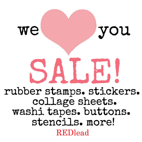 We Heart You Sale!