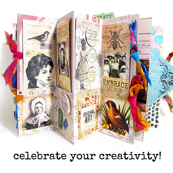 Celebrate Your Creativity Book Kit