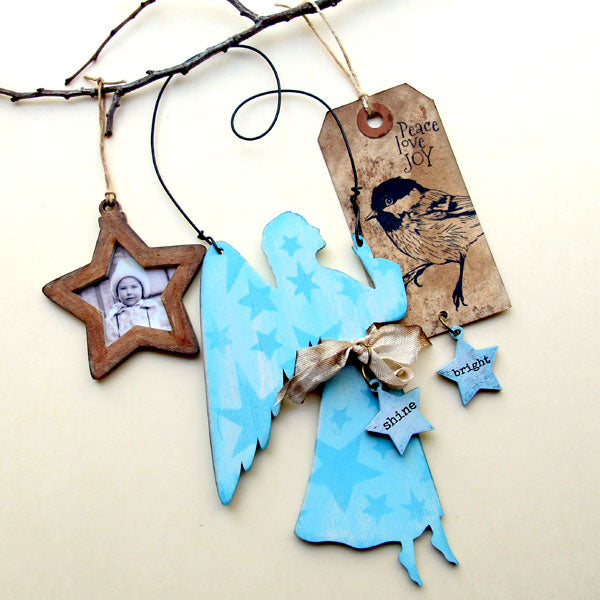 Christmas Angel Hanger