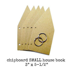 chipboard house book